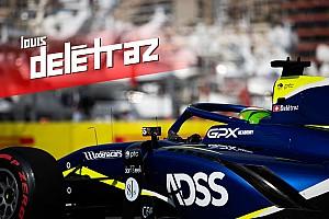 Chronique Louis Delétraz - À un souffle de la victoire à Monaco!