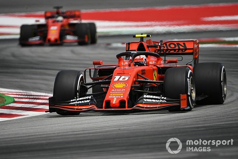 Ferrari, ilk yarışın ardından motorda erken güncelleme yapmaya karar vermiş