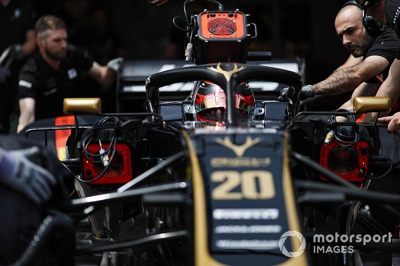 Magnussen, Haas'ın orta gruptaki en iyi takım olduğunu düşünüyor