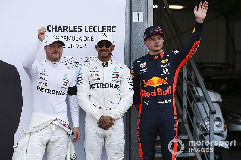 Hamilton met ijzersterke ronde naar pole in Monaco, Verstappen P3