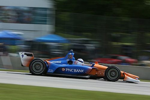 """Rosenqvist, Dixon relieved by Ganassi's """"well-executed race"""""""