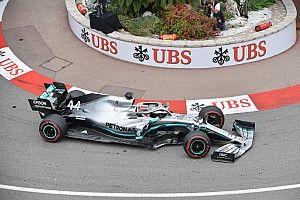 """Mercedes ziet progressie in gevreesd Monaco: """"Beter dan voorheen"""""""