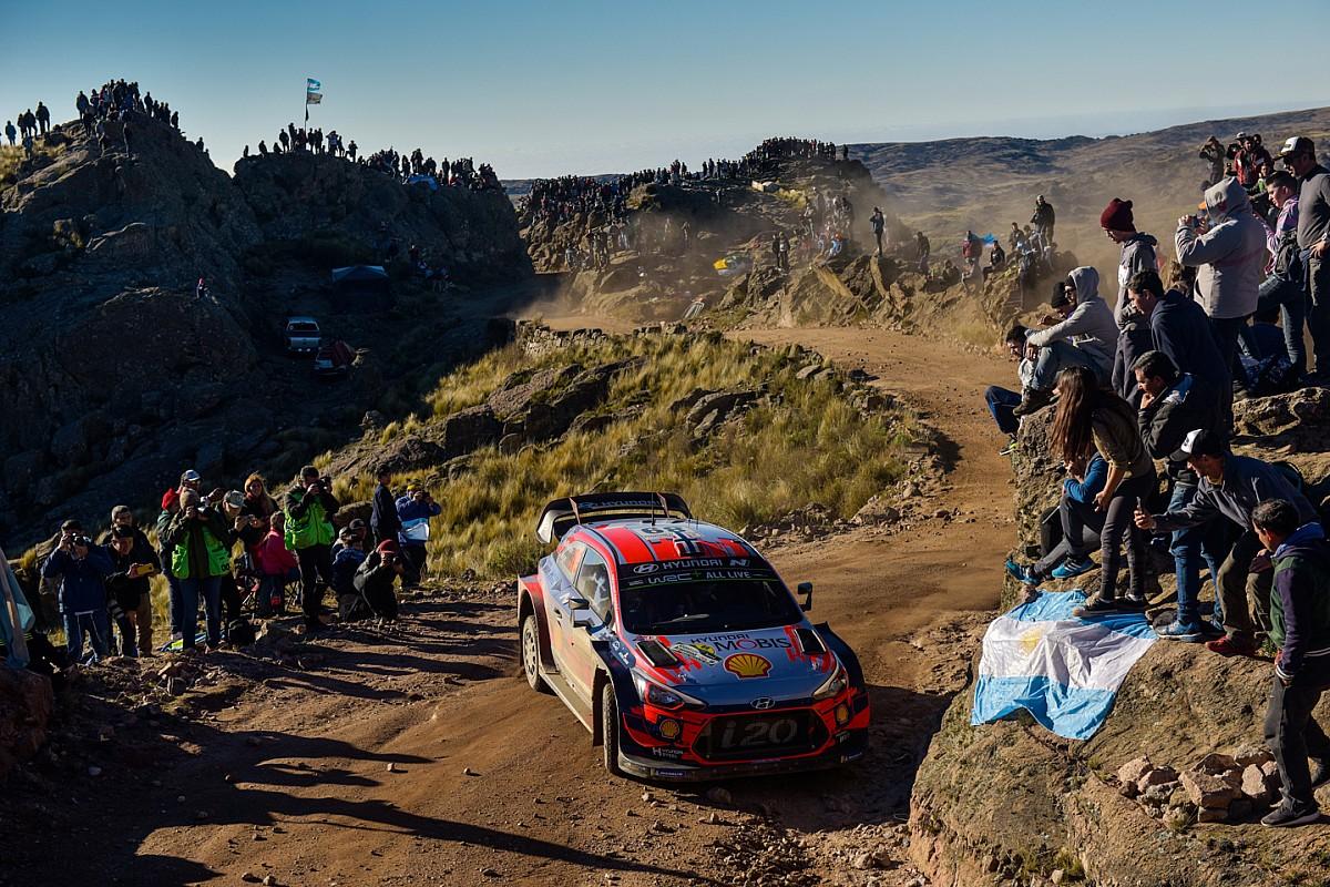 Hybrydy w WRC od 2022 roku