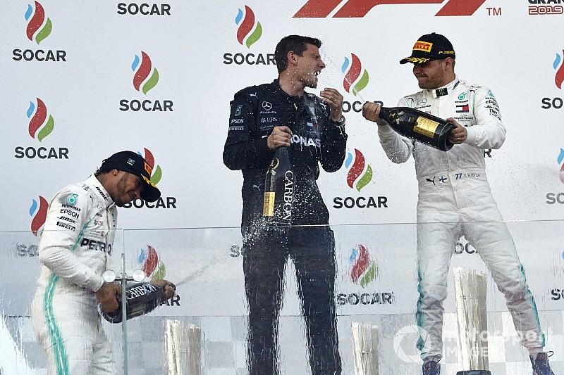 Estadísticas: Comienzo sin precedentes de la temporada para Mercedes