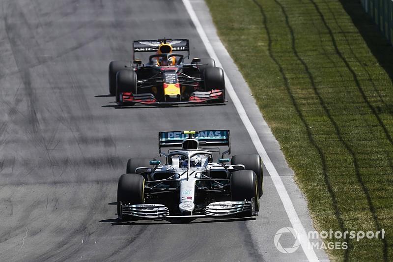 Bottas e Verstappen sofrem acidentes no 2º treino livre para o GP da Áustria