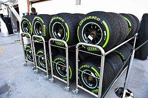 """Pirelli admite """"incertidumbre"""" con los neumáticos de lluvia"""