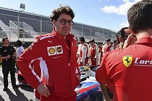 """Nem készül """"B"""" autóval a Ferrari, 2-3 frissítésre vannak a Mercedestől"""