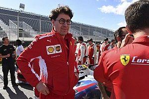"""Nem igazán működnek a Ferrari franciaországi fejlesztései: """"Nincs """"B"""" autónk..."""""""