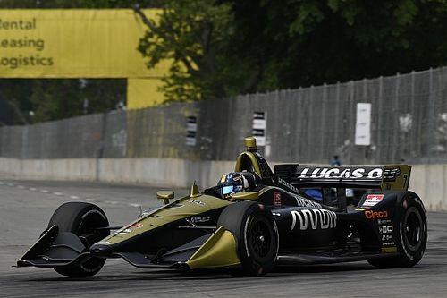 F1から転向のエリクソン、インディカー初表彰台「母国で大きなニュースに」