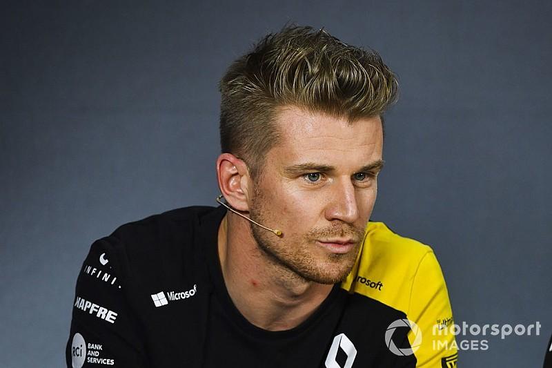 """Hulkenberg: la decisión de Renault """"no es solo por rendimiento"""""""