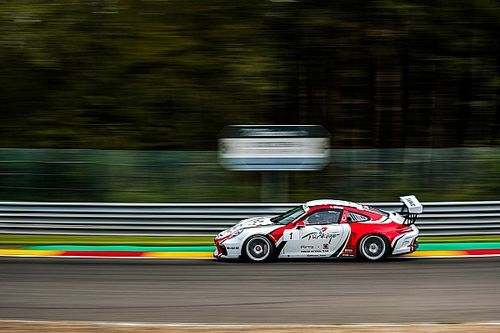 Porsche Carrera Cup Fransa: Ayhancan, Barcelona'daki ilk yarışı kazandı!
