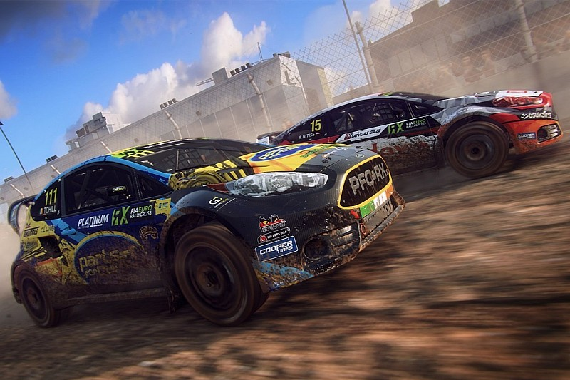 Codemasters announces Dirt Rally 2.0