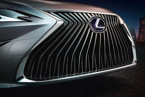 Lexus hadirkan ES generasi ketujuh