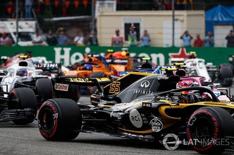Положение в чемпионате после Гран При Италии