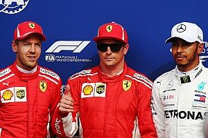 Tribut an Kimi: Hamilton hat immer Räikkönen gespielt
