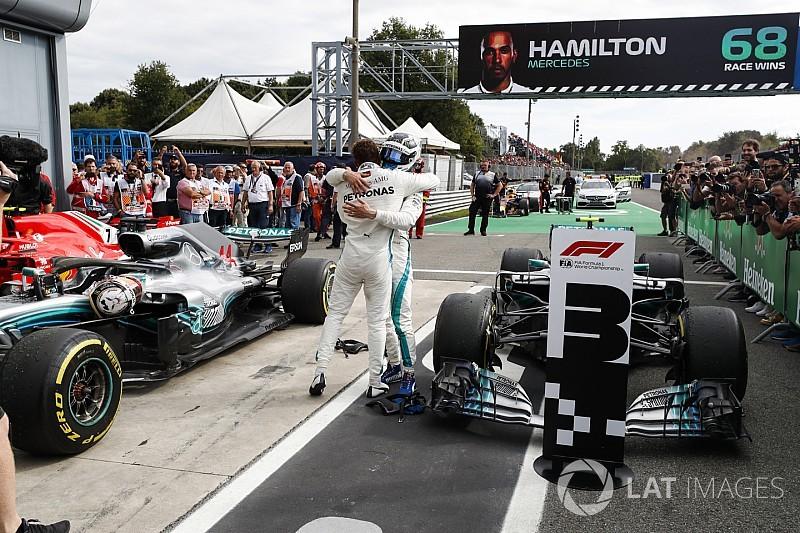 """Bottas: """"Não sacrifiquei minha corrida por Hamilton"""""""