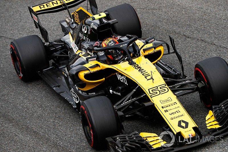 Renault le competirá a los motores de Mercedes y Ferrari en 2019, asevera Sainz