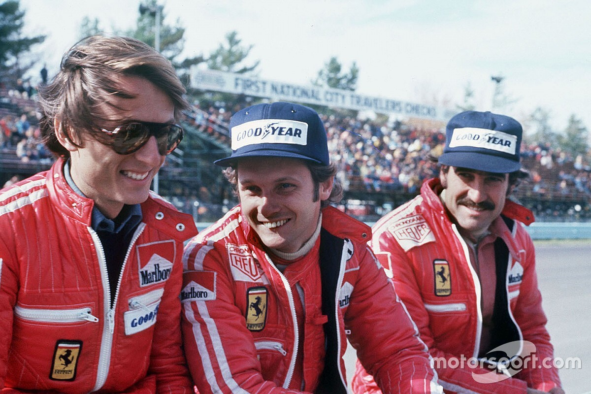 Lauda azt akarta, hogy Montezemolo irányítsa a Forma-1-et