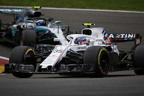 Mercedes sebut Williams bisa jadi lawan di 2019