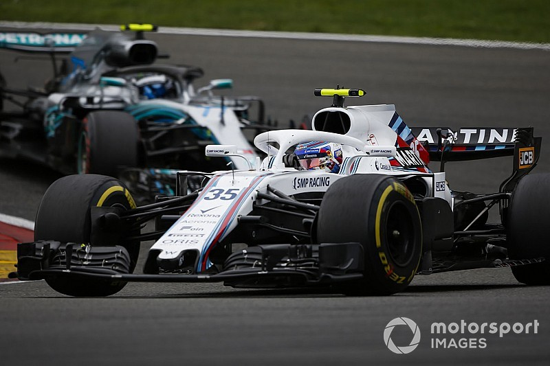 Williams no usará el cambio de Mercedes en 2019