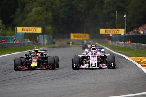 A Force India tagadja, hogy különleges elbánásban lett volna részük