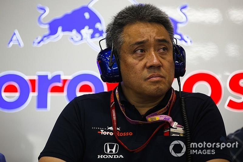 La Honda sposta Yamamoto a tempo pieno sulla F1 con un nuovo ruolo
