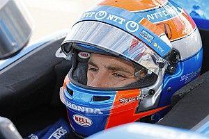 """""""No worries"""" for Jones as he returns to IndyCar"""