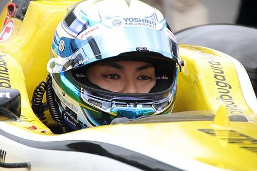 S耐王者の藤波、今季2度目のF3参戦「最低でもポイントを獲得する」