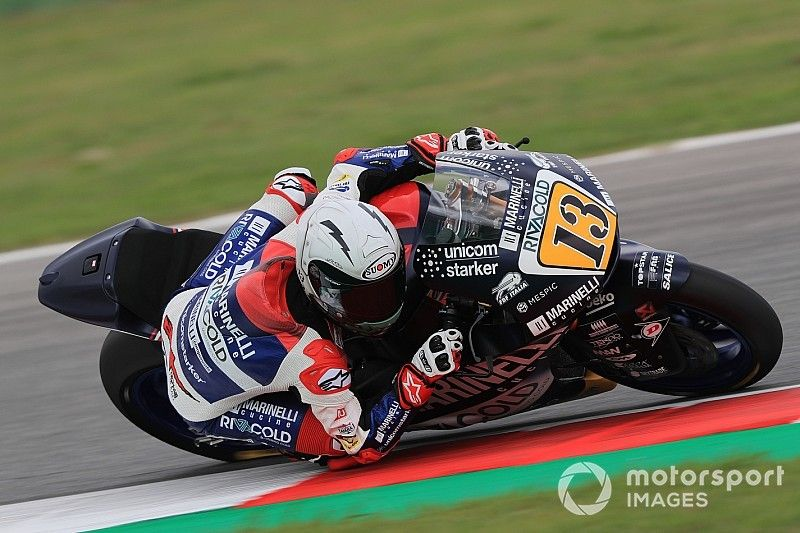 Fenati handed two-race ban after brake lever incident