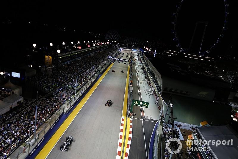 Milyenek lennének az F1-es versenyek kék zászlók nélkül?!
