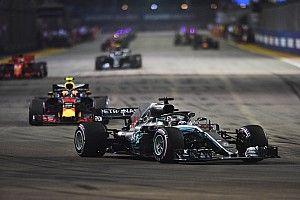 A Mercedes változtatni szeretne a kék zászlós szabályokon