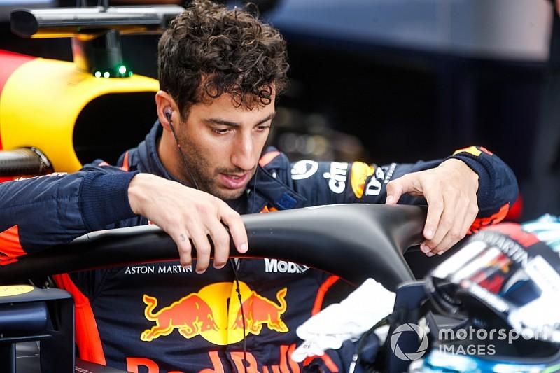 """Ricciardo: """"Csak egy hellyel szeretnék előrébb végezni, mint tavaly: akkor meglenne a dobogó!"""""""