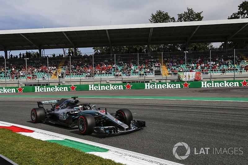 Ergebnis: Formel 1 Monza 2018, Rennen