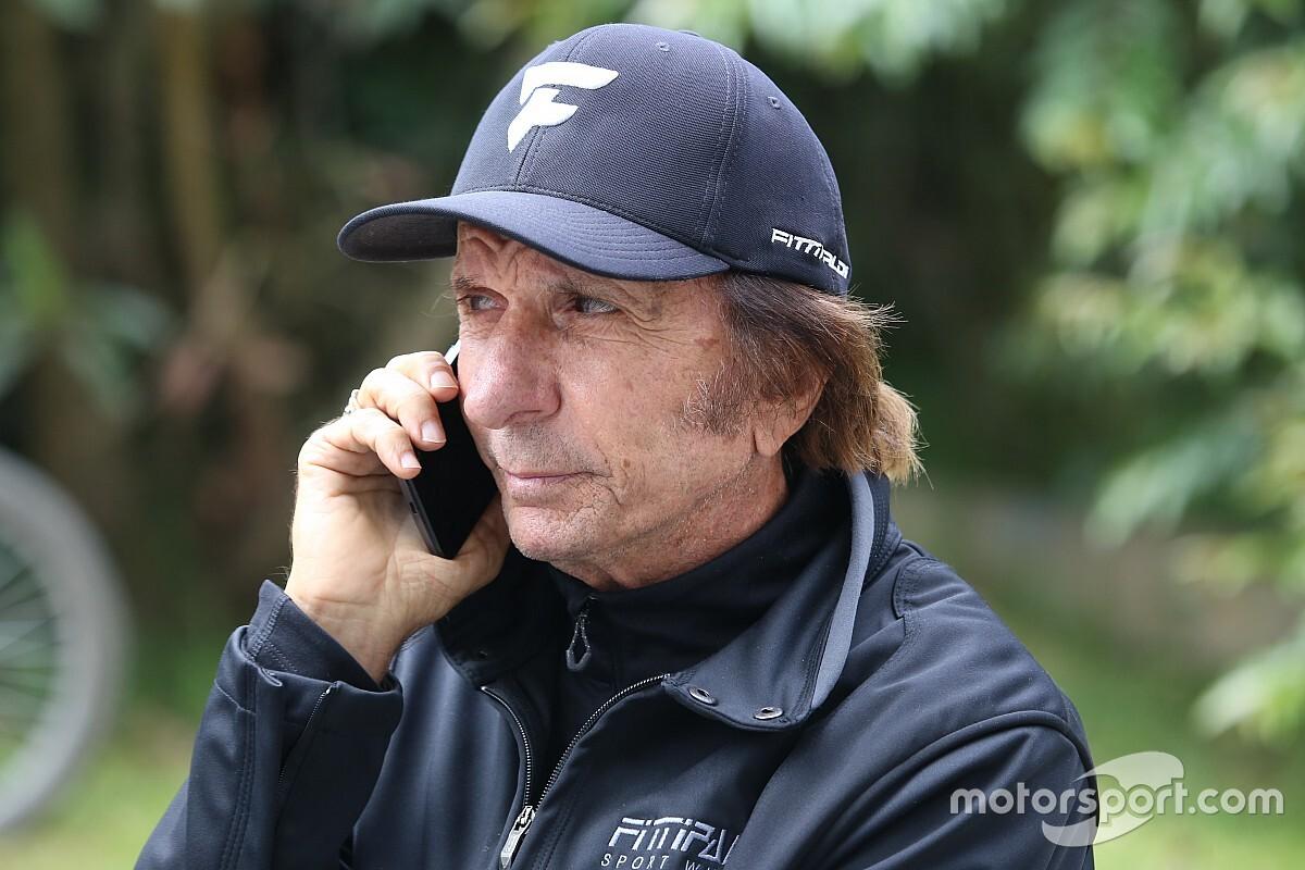 Emerson tiene el sueño de ver a tres Fittipaldis en la Fórmula 1