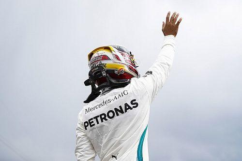 """Hamilton: """"Fue una de las sesiones más complicadas de los últimos tiempos"""""""