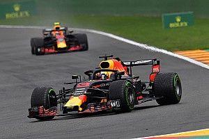Verstappen: Normal şartlarda Ferrari ve Mercedes'i geçemeyiz