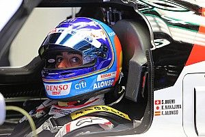 Toyota discute avec Alonso pour prolonger l'aventure