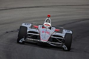 Power, Dixon frustrated by IndyCar superspeedway aero package