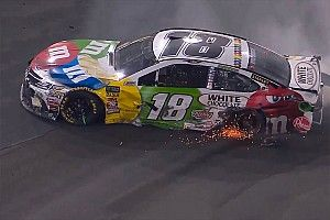 "Kyle Busch: ""It just wasn't meant for us this weekend"""