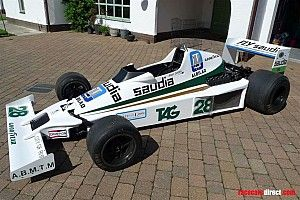 El Williams FW06 de Alan Jones está a la venta en Internet