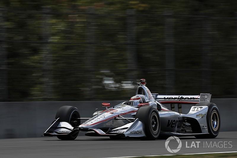 Пауэр завоевал поул на предпоследнем этапе сезона IndyCar