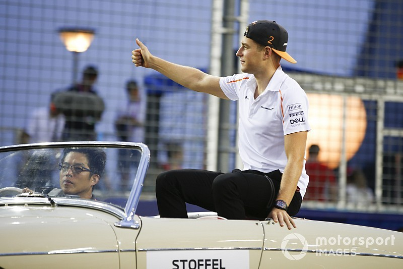 Vandoorne pontszerzés nélkül is elégedett a McLarennél