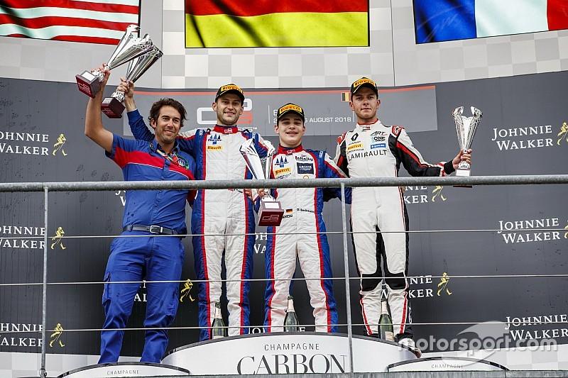 Beckmann, incontestable en su primera victoria en GP3
