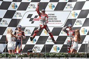 GALERÍA: El GP de Austria en imágenes