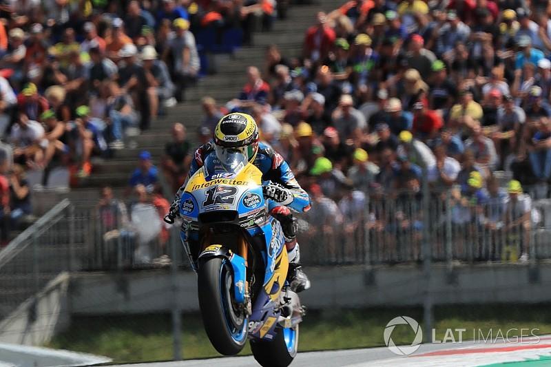 Fotogallery : Thomas Lüthi nel Gran Premio d'Austria