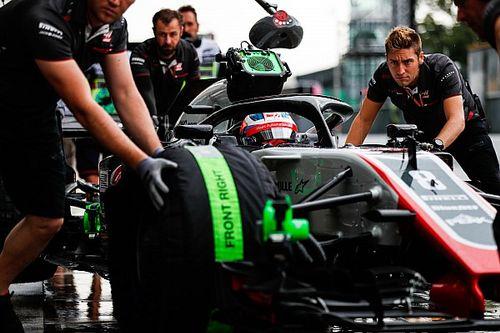 """Grosjean dénonce un """"manque de respect"""" envers Haas"""