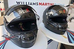 В Монце показали новый шлем для Ф1. На испытаниях в него даже стреляли