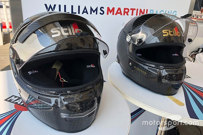 F1's new ballistic-tested helmet revealed