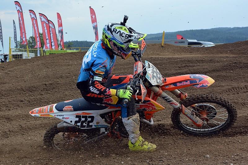 Tony Cairoli centra la pole position al GP della Repubblica Ceca davanti a Herlings e Gajser
