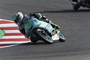 Moto3 Aragon: Bastianini topt tweede vrije training